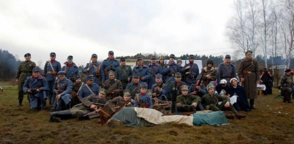 Wielka Wojna w małym Sterkowcu