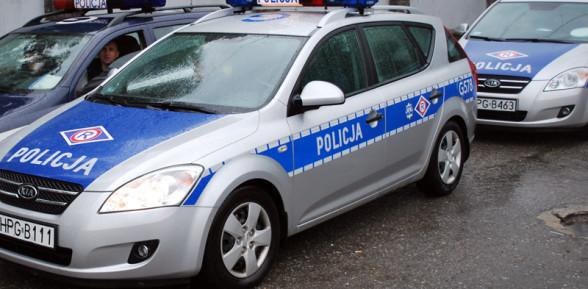 Ranni strażcy na A4 / Sterkowiec / 31 października 2015