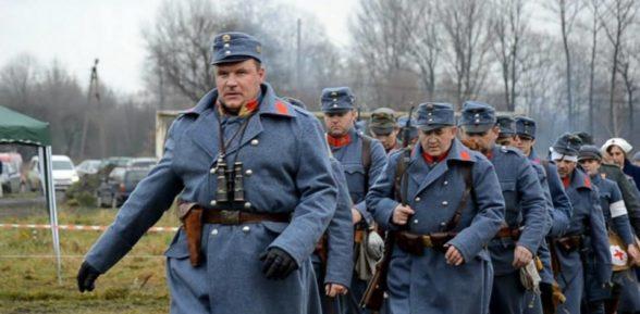 CK patrol w 103 rocznicę / Szczepanów / Sterkowiec / Jadowniki