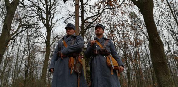 CK patrol w 103 rocznicę
